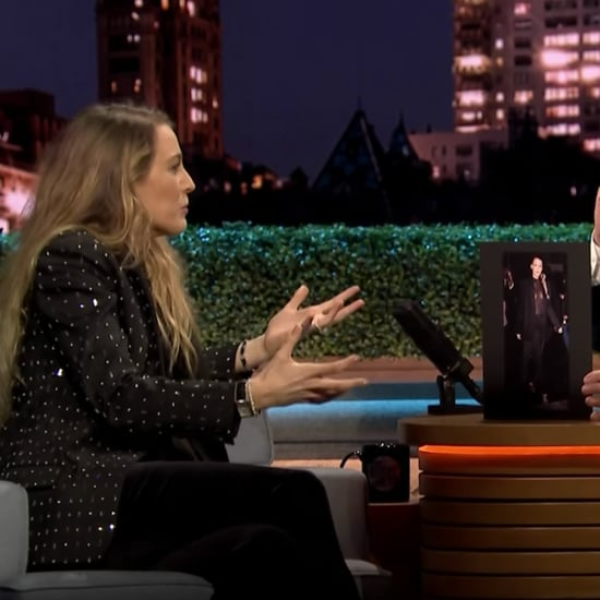 """Blake Lively Talks About """"Tweets"""" Mistake on Jimmy Fallon"""