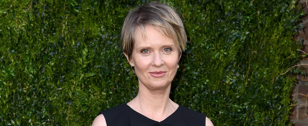 You Know Her From SATC but There's So Much More to Cynthia Nixon