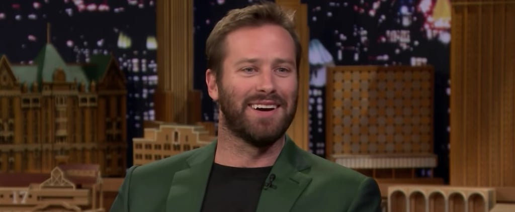 Armie Hammer Talks About Call Me by Your Name Sequel Video