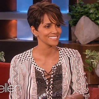 Halle Berry Talks Breastfeeding on Ellen DeGeneres Show