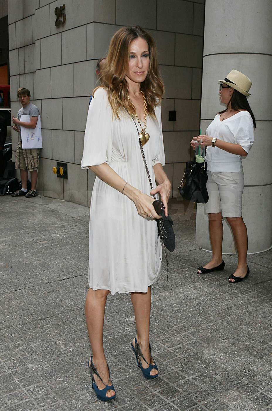 Watch Your First Look at What SJP Is Wearing on Her New Show video
