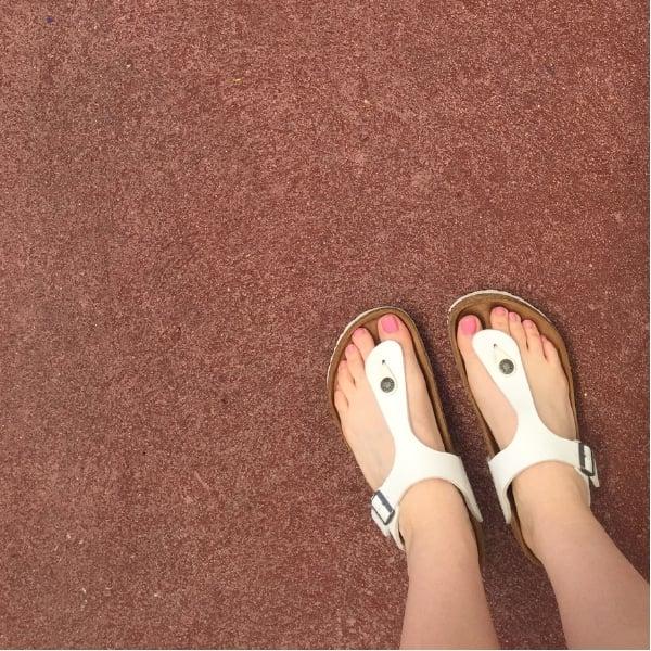 Wear Comfortable Shoes