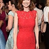 Celebrities at Elle Magazine Women in Television Event 2015