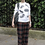 London Fashion Week Street Style