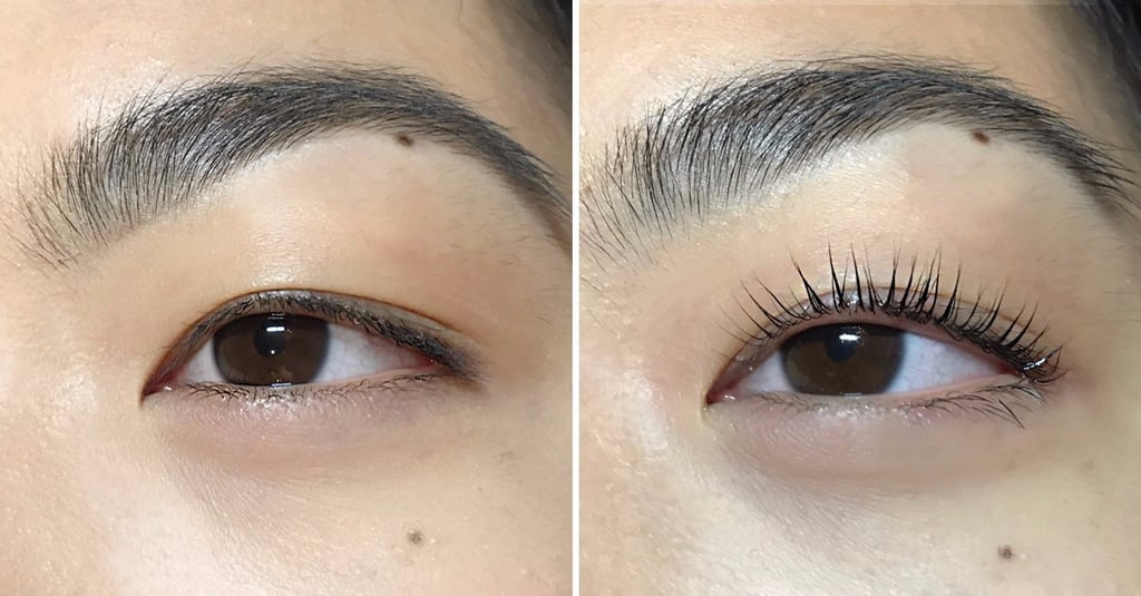 e1aea97dbb5 What Is a Lash Lift? Eyelash Perm Before-and-After Photos | POPSUGAR ...