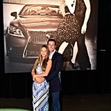 Devon Aoki and James Bailey looked adorable at the Lexus art exhibit.