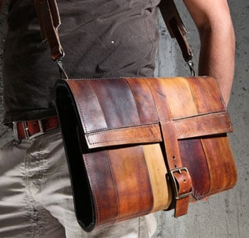 Leather Laptop Bag For Father's Day