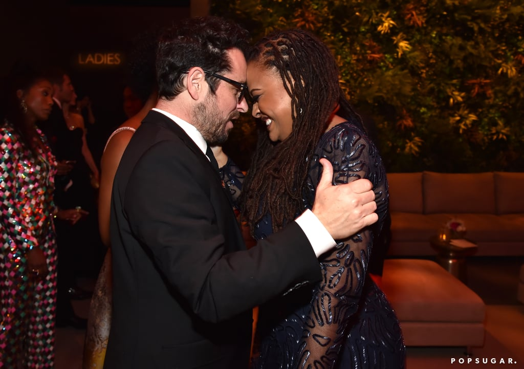 Pictured: J.J. Abrams and Ava DuVernay