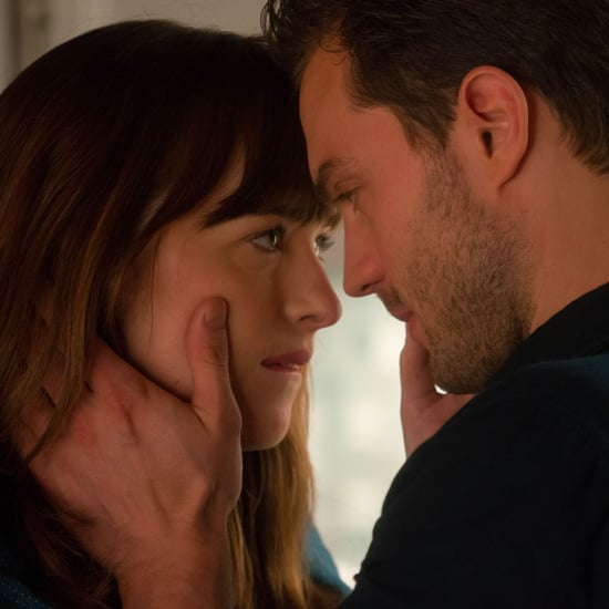 How Christian Proposes to Ana in Fifty Shades Darker