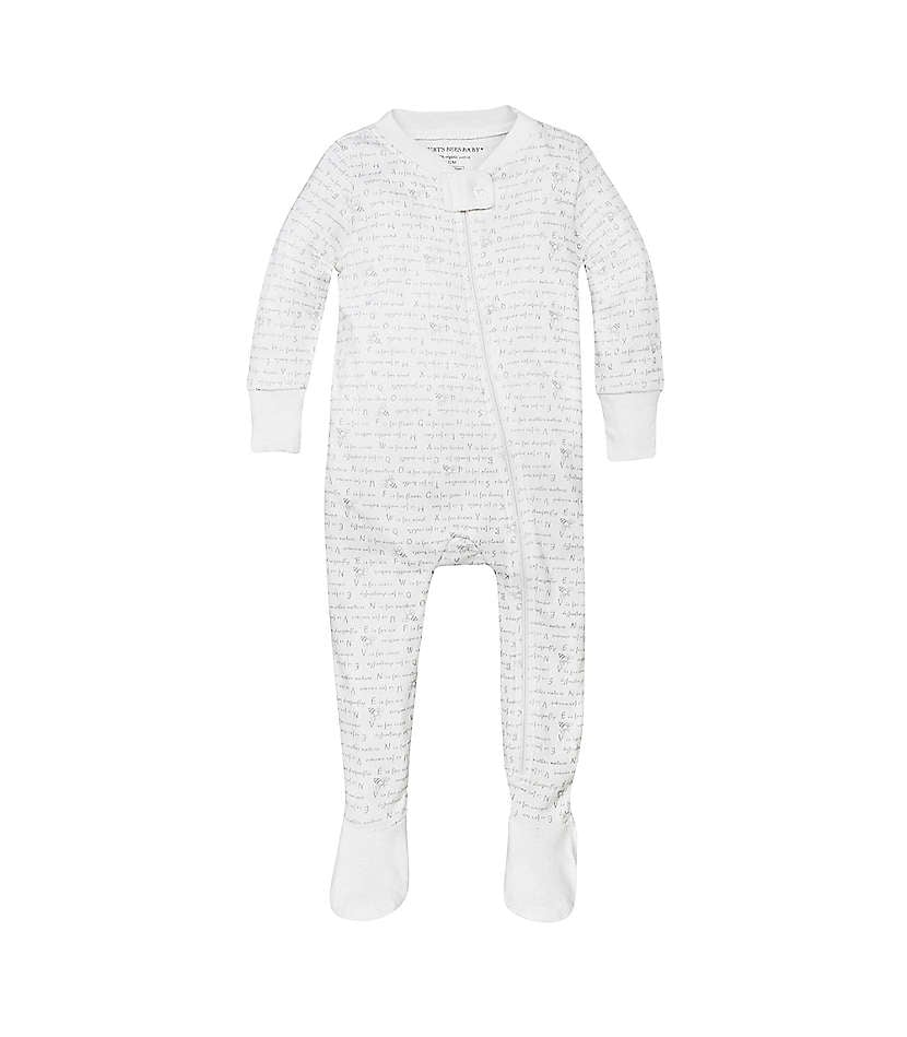 Burt's Bees Baby Alphabet Bee Sleeper