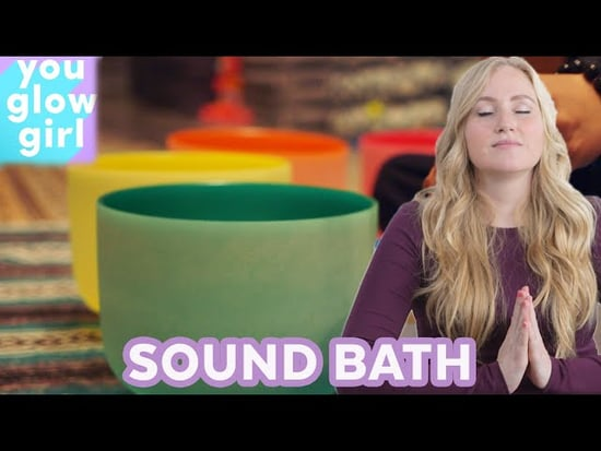 What Is a Sound Bath?
