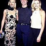 Lauren Holly, Jim Carrey, and Cameron Diaz