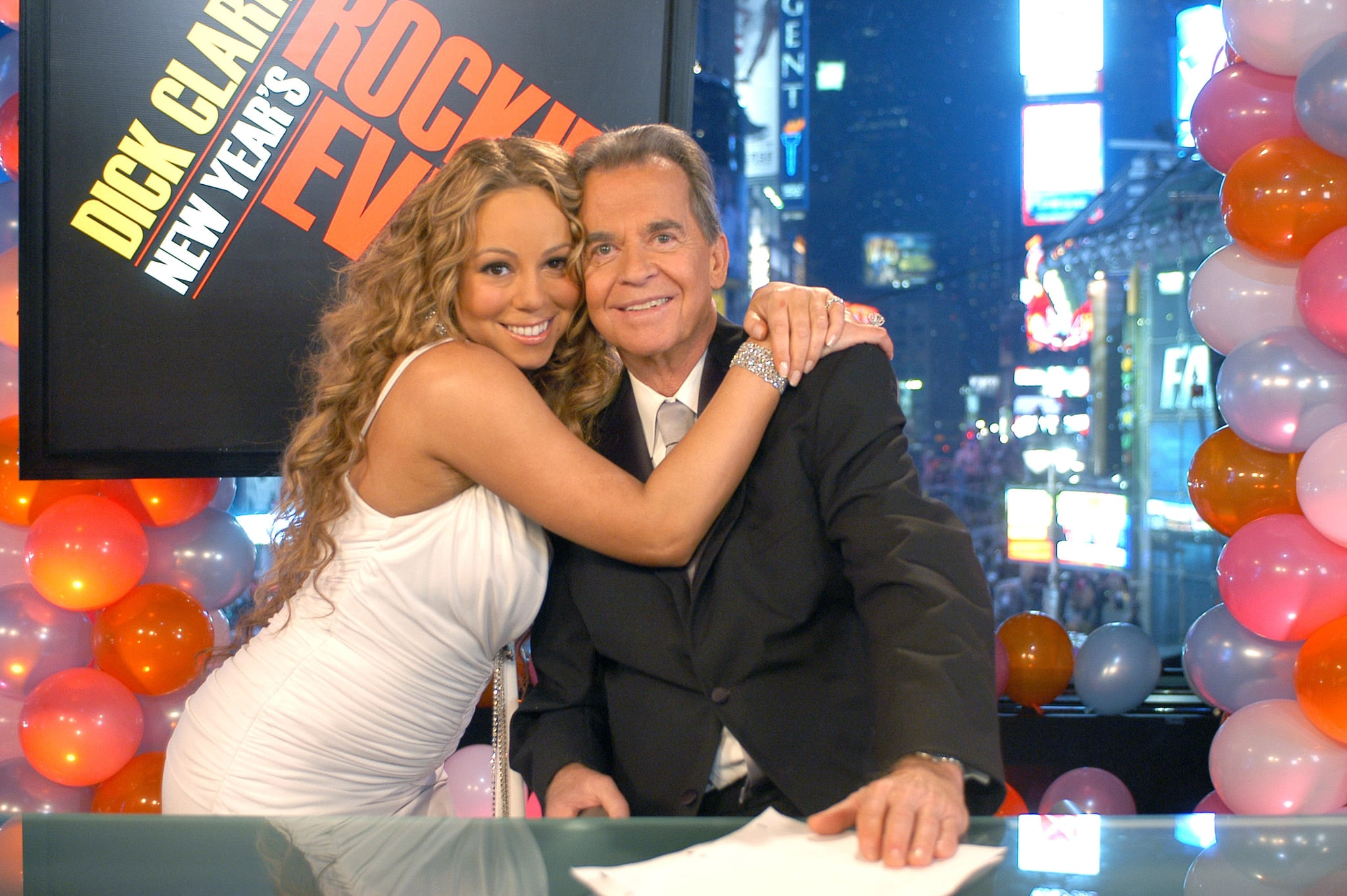 Image result for mariah carey dick clark