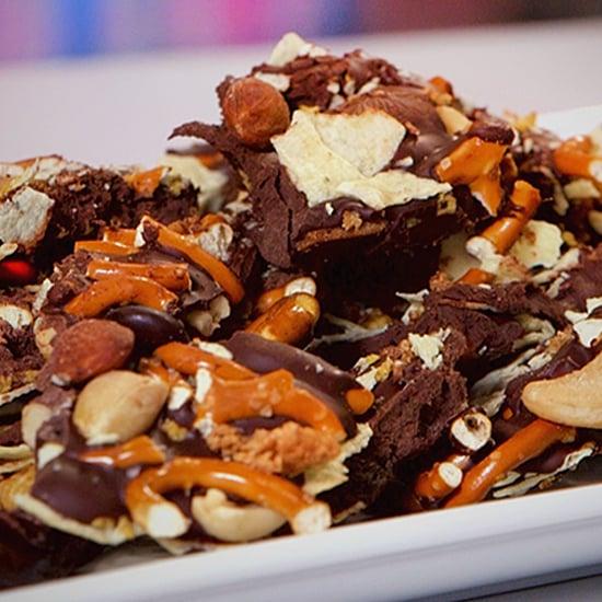 Easy Chocolate Bark Recipe | Video
