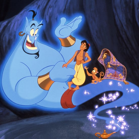 Aladdin Theory About the Genie and the Peddler