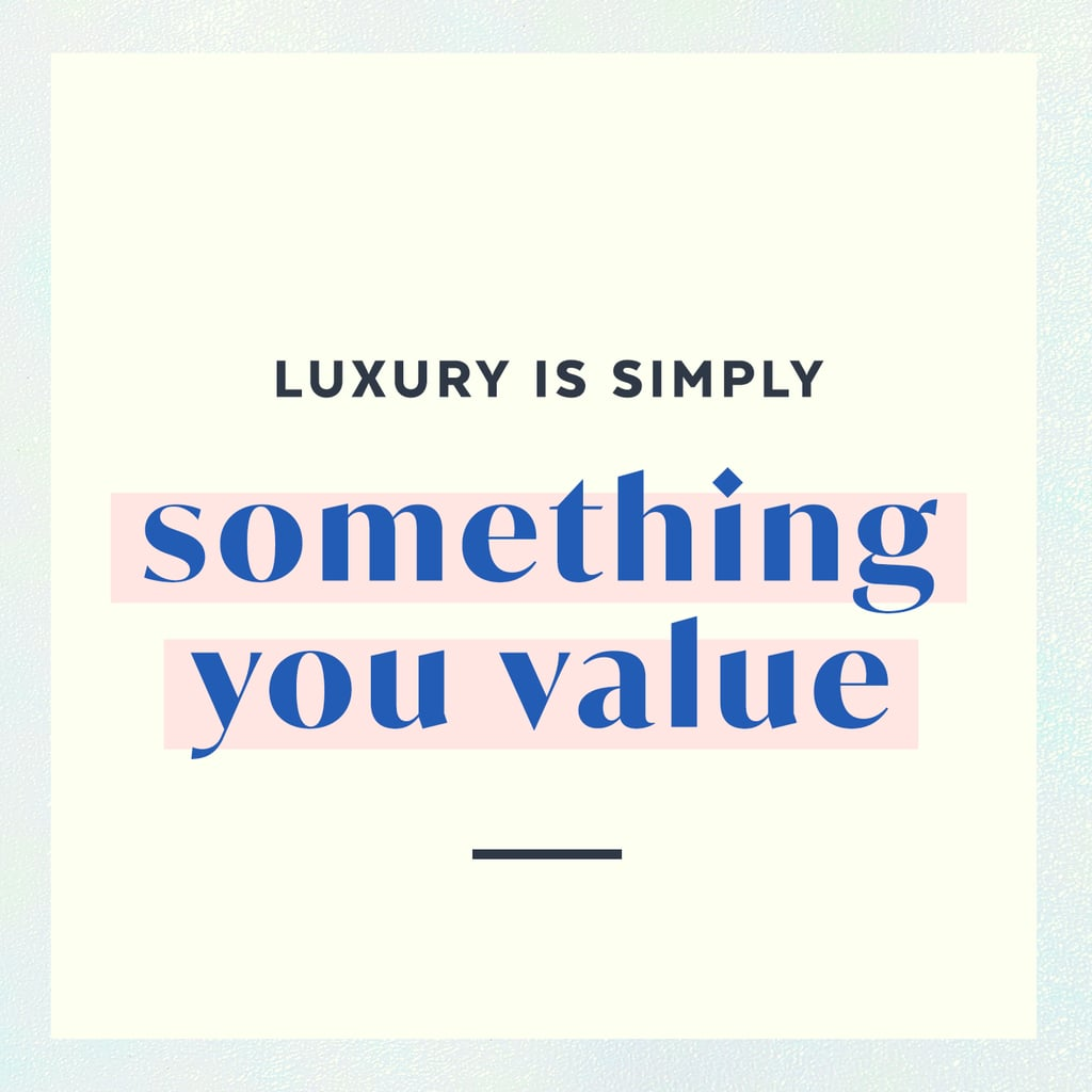 """""""Luxury to me means something worth appreciating,"""" says Angela. Which is why it's something worth incorporating into your day-to-day look. But since luxury is simply something you value, Angela says its meaning could be a bit more abstract. """"I value time more than anything — having the time to invest in the people and things important to me."""" That's why she cherishes her Citizen timepieces. """"More than telling time, a watch reminds me to be present in the moment. And so often, a watch marks a milestone in your life, giving it a deeper meaning."""""""