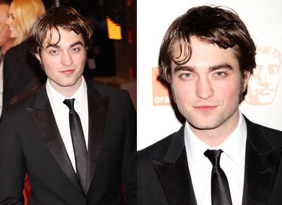 Photos of Robert Pattinson at BAFTAs