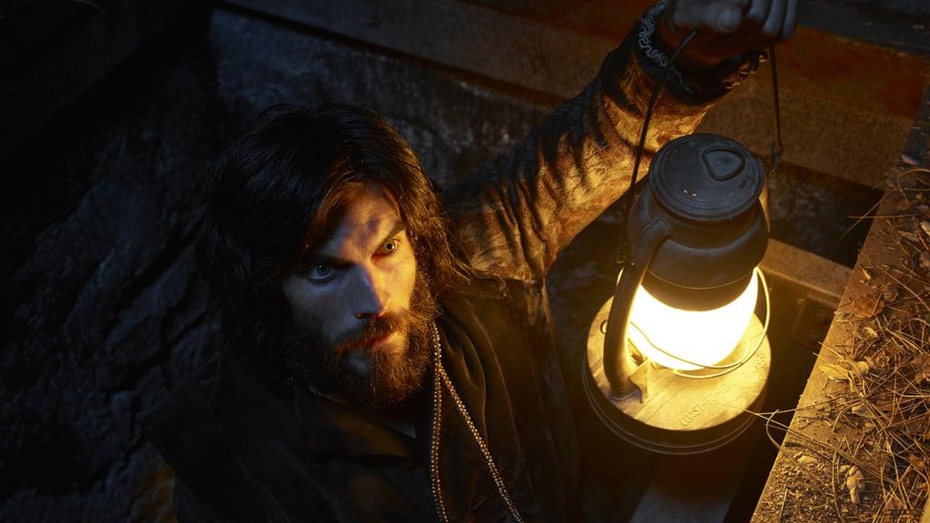 Bentley as Ambrose White in Roanoke