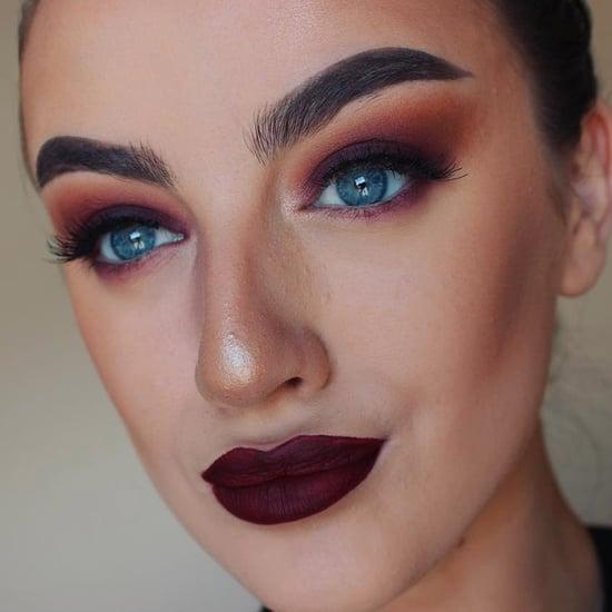Monochromatic Berry Makeup