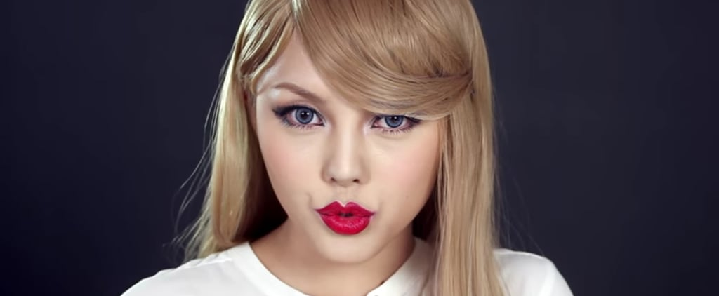 Blogger Transforms Into Taylor Swift