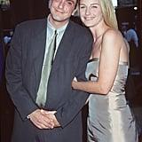 Hank Azaria and Helen Hunt