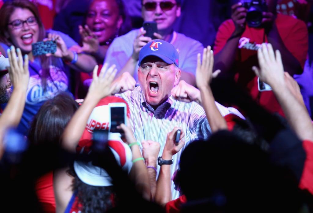 Tech Legend Loses His Mind to Fergie's Surprise Performance