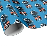 Harry Potter Ravenclaw House Sigil Wrapping Paper