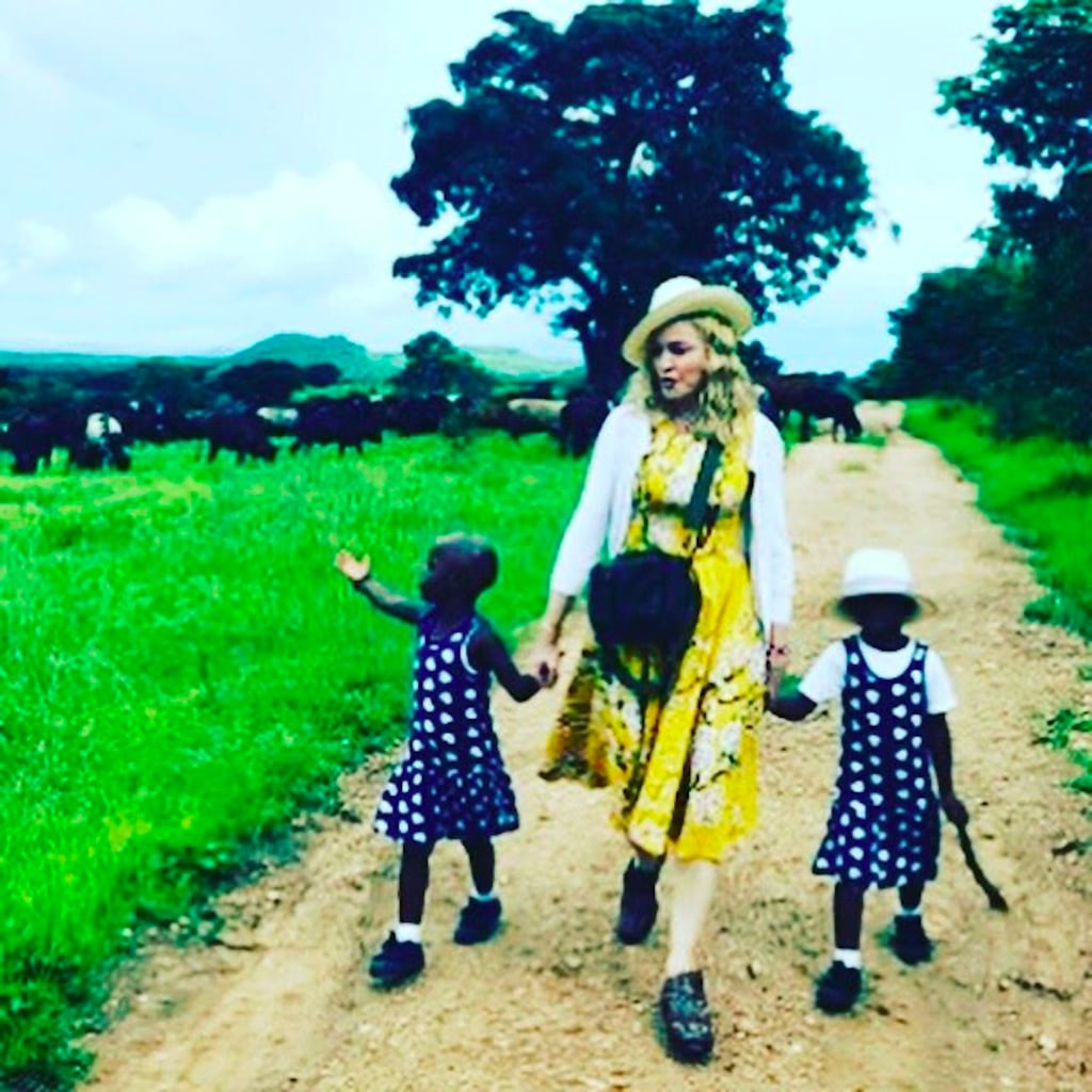 Madonna Confirms She's Adopted Twins
