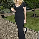 Jerry Hall raised a glass to the Elephant Family at The Animal Ball.