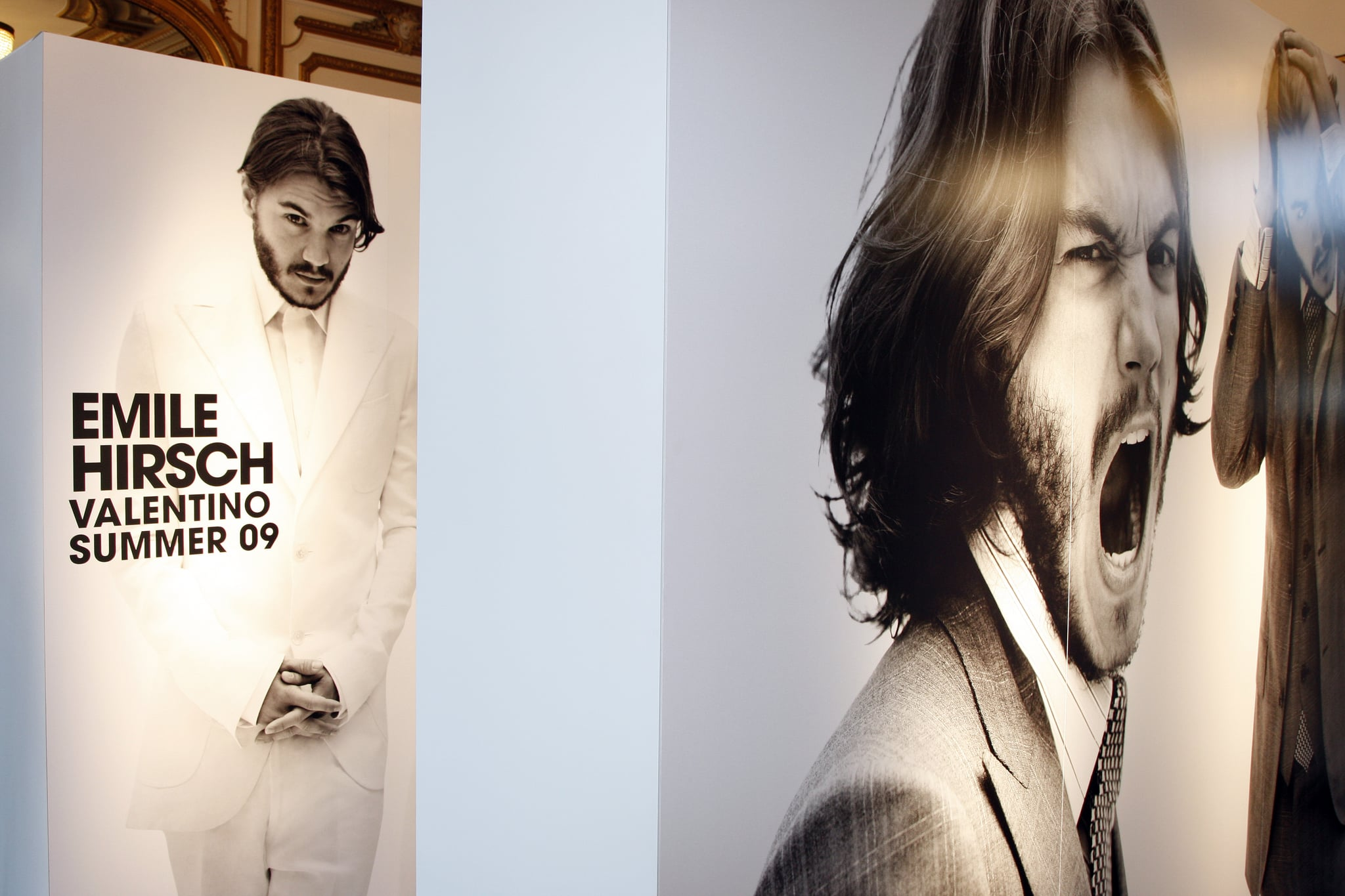 Emile Hirsch, Valentino Man: Hottie or Nottie?