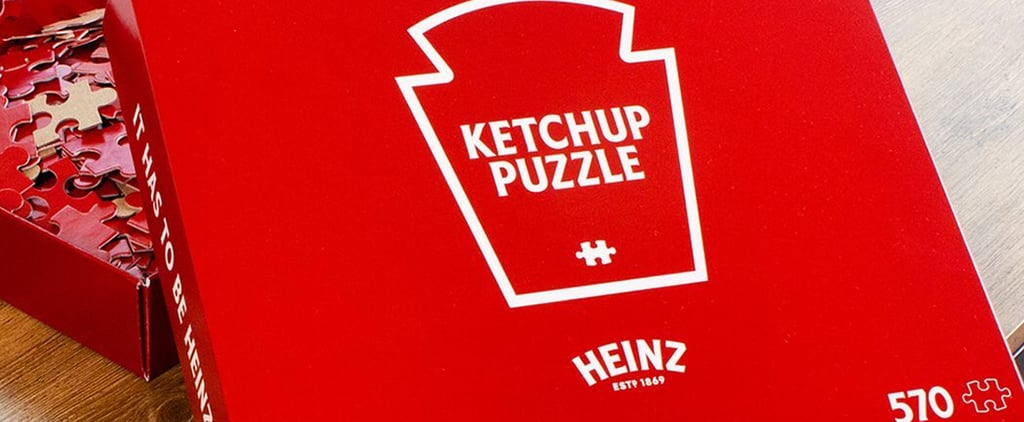 How to Get Heinz Ketchup's All-Red Jigsaw Puzzle