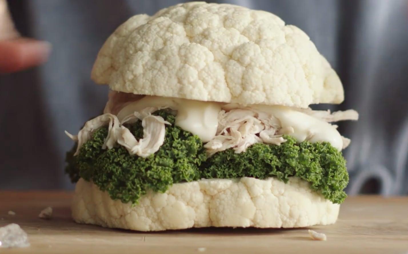 kfc mocks clean eating with dirty louisiana burger advert