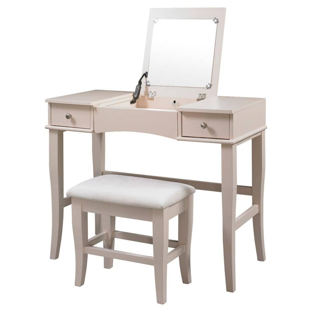 Linon Jackson Vanity Set