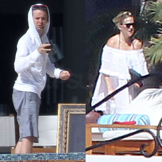 Pictures of Pregnant Kate Hudson and Matt Bellamy on Holiday in Mexico Vacation