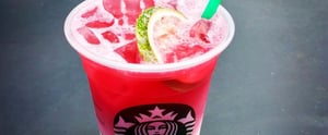OMG, Starbucks Is Releasing a New Pink Drink You've Never Seen Before!