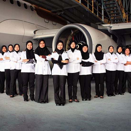 Royal Brunei Airlines First Female Pilots