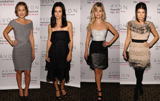 Photos of Reese Witherspoon, Lauren Conrad, Fergie, Courteney Cox, David Arquette, Patrick Dempsey Avon Foundation Celebration