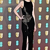 Elizabeth Debicki at the 2019 BAFTA Awards