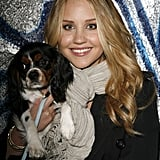 Amanda Bynes and Charlie Celebrate Being Cover Models