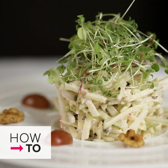 How to Make a Waldorf Salad