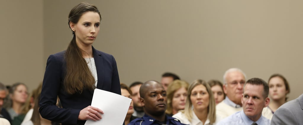 Athlete A Interview: Rachael Denhollander on Larry Nassar