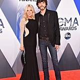 Kelly Lynn and Chris Janson