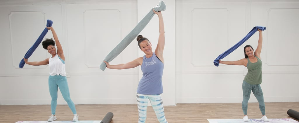 30-Minute Relax and Restore Foam-Roller and Stretch Session