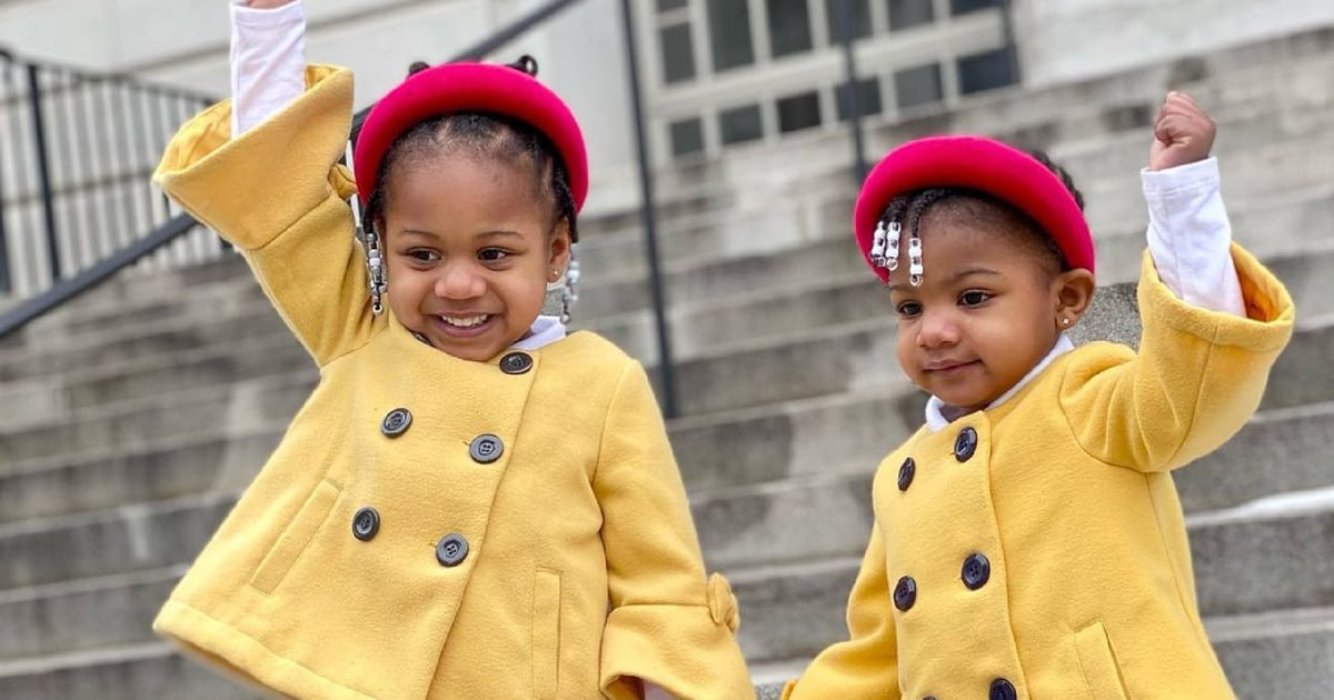 These Toddlers Dressed Up as Rosa Parks, Amanda Gorman, and More in Honor of Black History Month