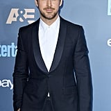 Ryan Gosling at 2017 Critics' Choice Awards Pictures