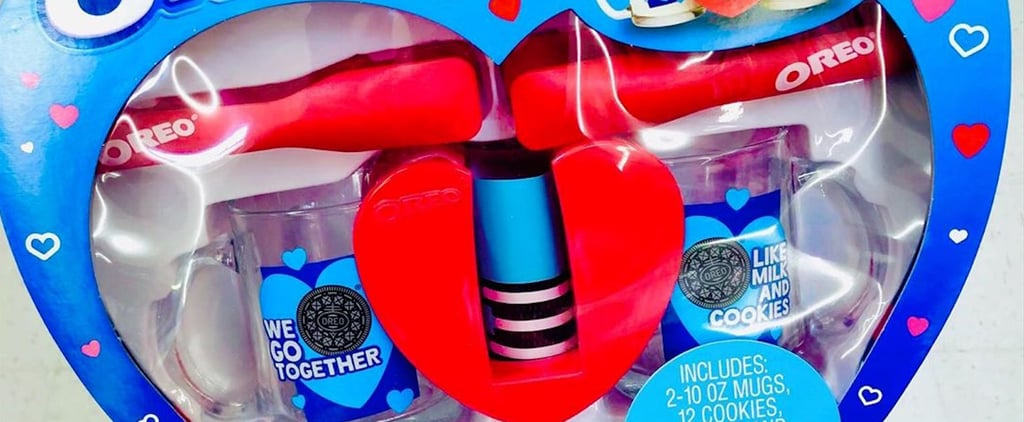Oreo's Dunking Set For Two Is Perfect For Valentine's Day