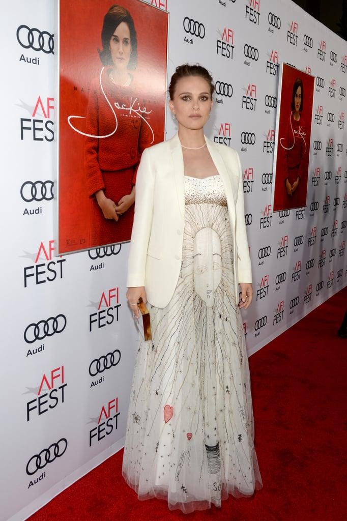 Natalie Portman, Best Actress Nominee