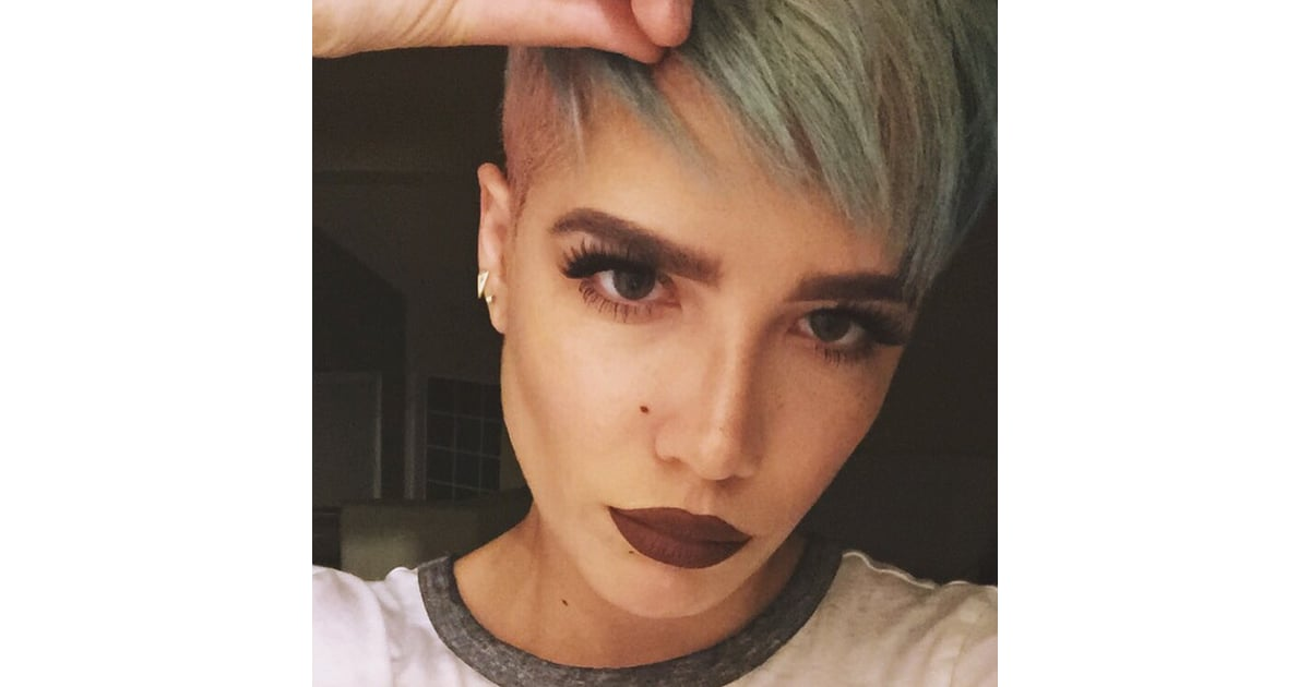Halsey Eyebrows: Her Contouring Skills Are Unreal