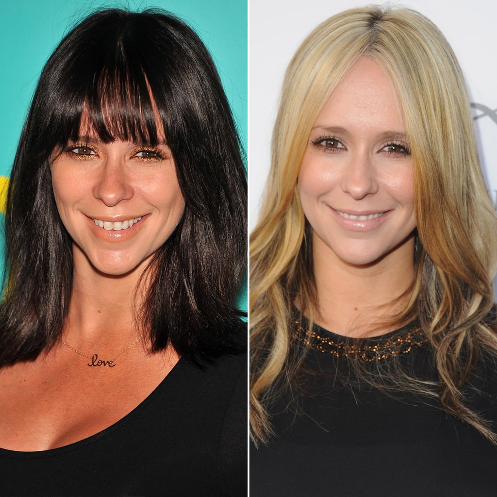 Jennifer Love Hewitt Celebrity Hairstyle Changes 2014 Popsugar