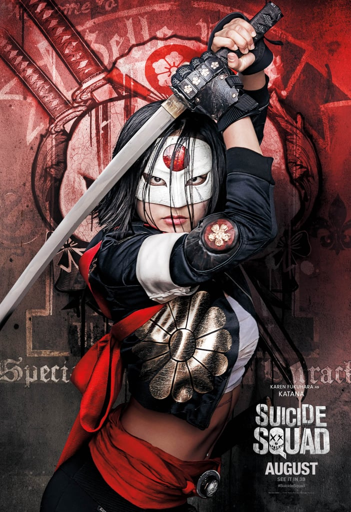 Katana From Suicide Squad